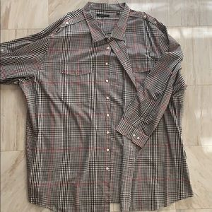 Big and Tall.. Button down Casual Shirt!!!